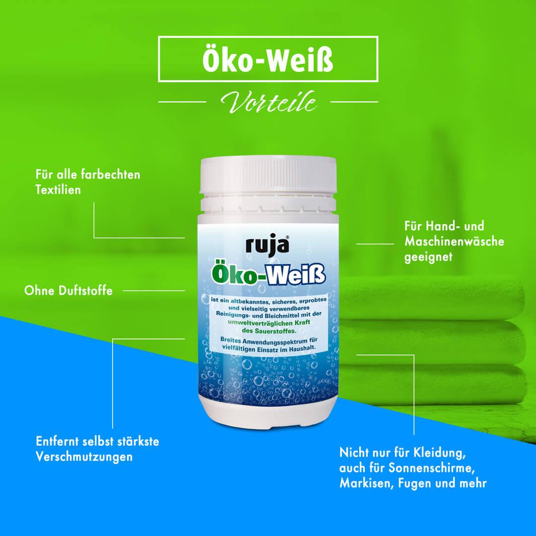 ruja Öko-Weiß | 1 kg