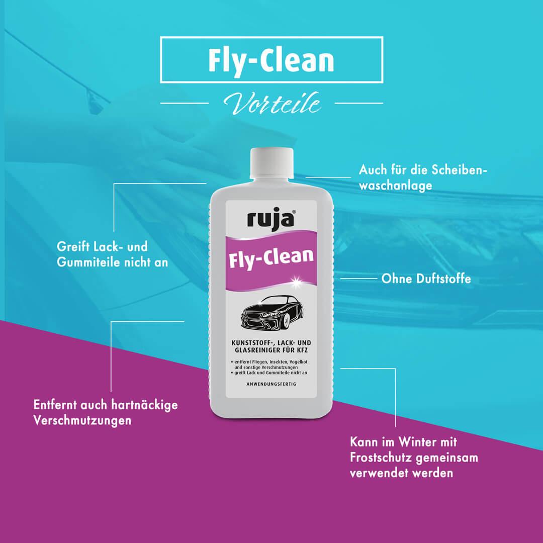 ruja Fly-Clean   1 l