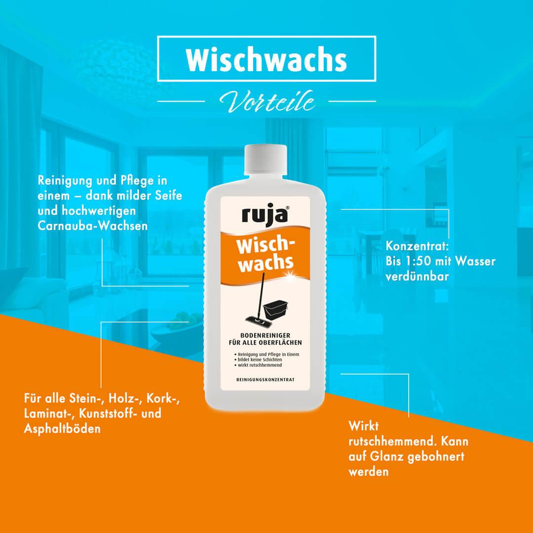 ruja Wischwachs   1 l