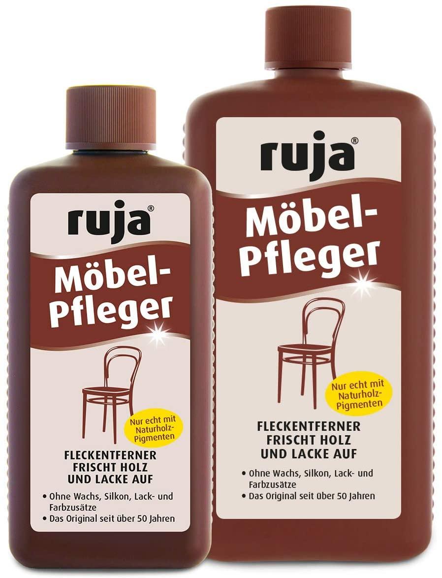 ruja Möbel-Pfleger Set | 1 Liter & 0,5 Liter